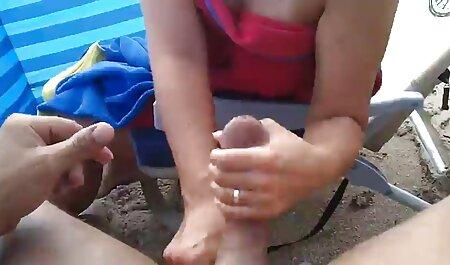 Ruso novia españolas en anal dando orgasmo a amigo con strapon