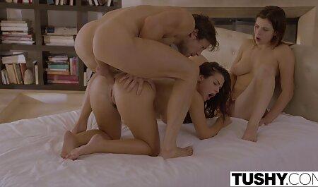 Ruso puta palo en culo después casting español anal oral sexo