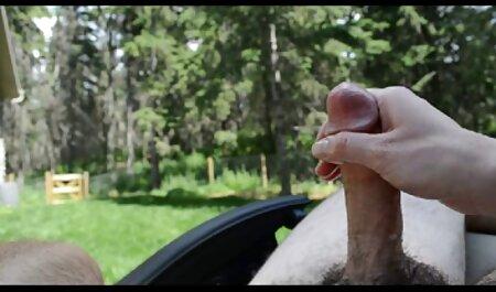 Chick chupa la polla del chico después del anal español amateur sexo anal